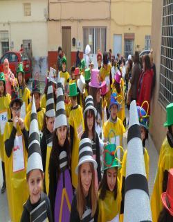 Desfile de Carnaval.